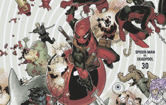 SPIDER-MAN DEADPOOL #30 Preview