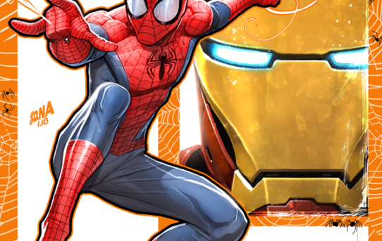 Marvel and comiXology Announce Spidey: School's Out The Next Exclusive comiXology Originals Digital Series