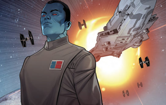 STAR WARS THRAWN #2 Preview