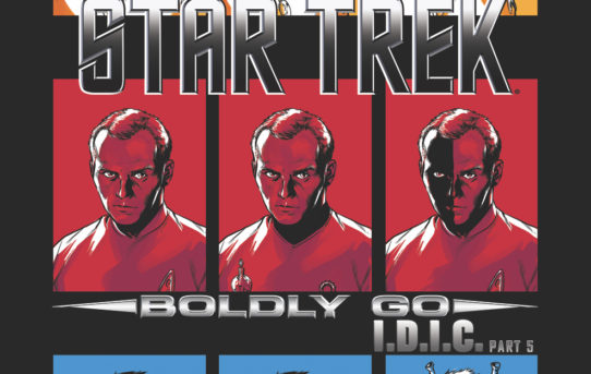 Star Trek: Boldly Go #17 Preview