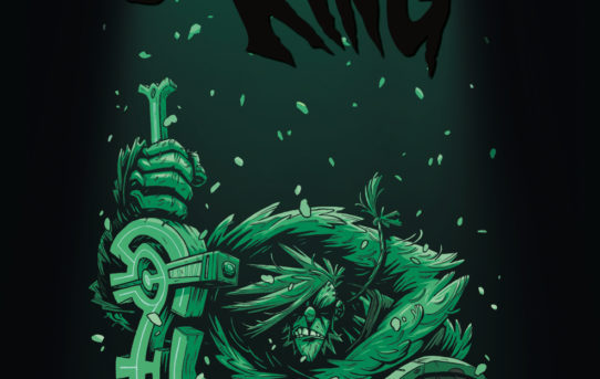 The Spider King #1 Preview