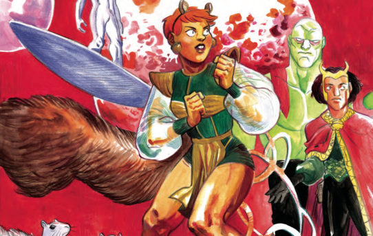 UNBEATABLE SQUIRREL GIRL #30 Preview