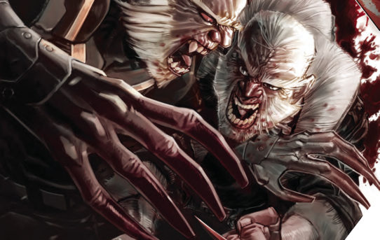 WEAPON X #15 Preview