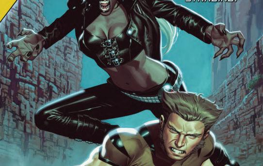 X-MEN BLUE #23 Preview