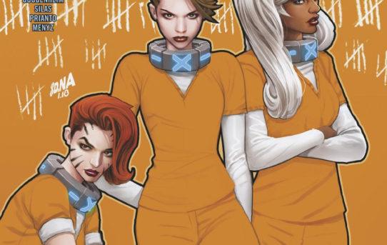 X-MEN GOLD #24 Preview