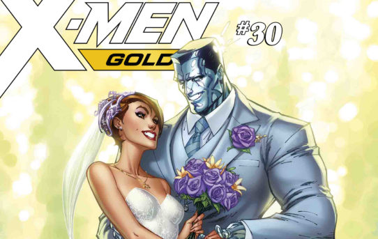 Til Death Do Us Part! The X-Wedding Of The Century Is Here!