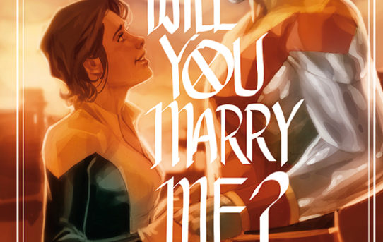 'Til Death Do Us Part: Kitty and Colossus Tie The Knot!