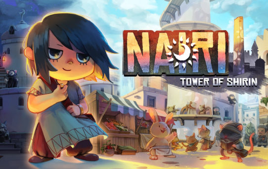 Nairi: Tower of Shirin to Release on Nintendo Switch