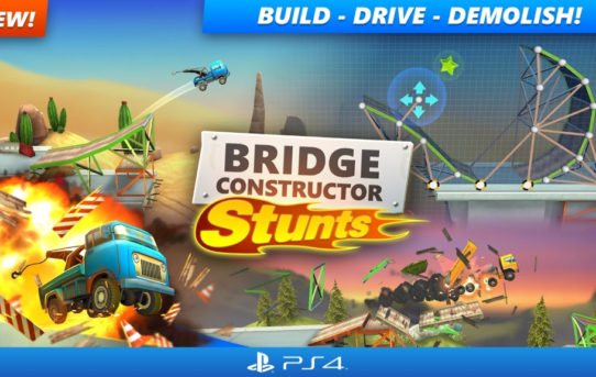 The Explosive Blend of Construction and Action Smashes onto PS4 Today