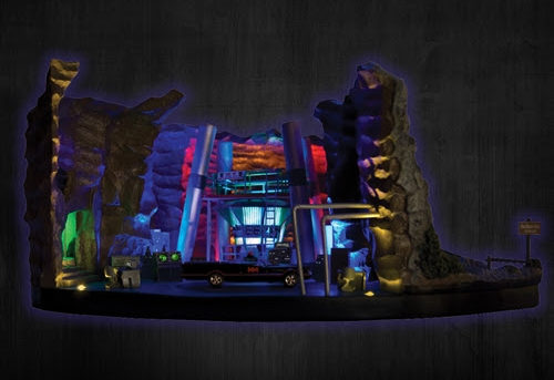 Factory Entertainment Offers A Bat-astic In-Depth View Of The Batcave!