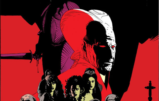 Bram Stoker's Dracula By Mike Mignola Returns To Print!