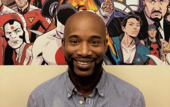 Valiant Entertainment Names Eisner Award Nominee Karl Bollers as Editor