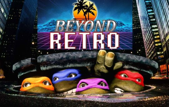 Beyond Retro Episode 28 - Teenage Mutant Ninja Turtles (1990)