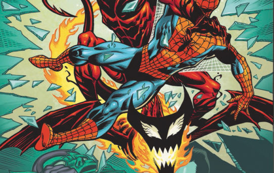 Celebrate AMAZING SPIDER-MAN's Landmark 800th Issue With A Variant Cover by Ron Frenz, Brett Breeding, and Dave McCaig
