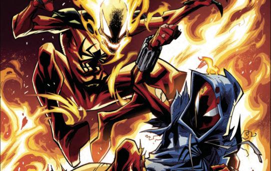 BEN REILLY SCARLET SPIDER #17 Preview