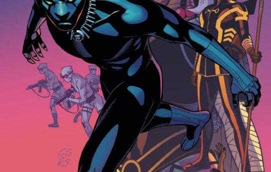 BLACK PANTHER #172 Preview