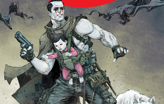 Valiant Preview: BLOODSHOT SALVATION #8 – On Sale April 11th!