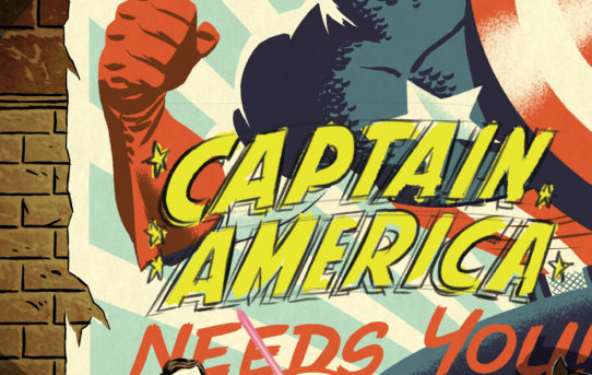 Adam Hughes, JG Jones and more join Mark Waid on CAPTAIN AMERICA 701 & 702