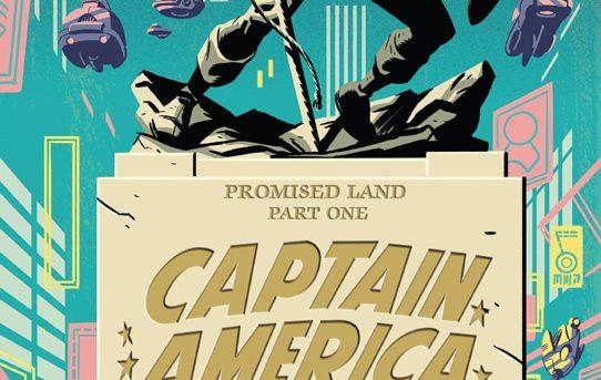 CAPTAIN AMERICA #701 Preview