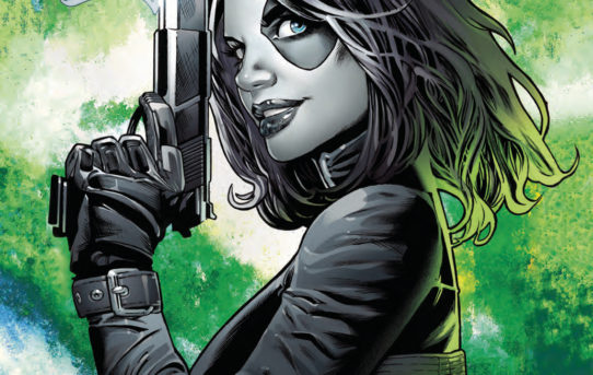 DOMINO #1 Preview