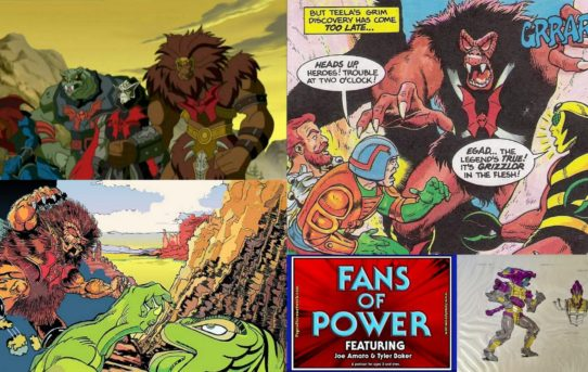 Fans of Power Episode 126 - Grizzlor, Man-E-Faces, Battle Under Snake Mountain