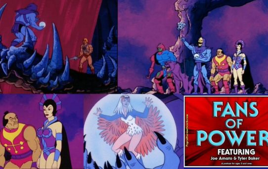 Fans of Power Episode 124 - Power-Con Exclusives announcement, 'The Dragon Invasion' Commentary