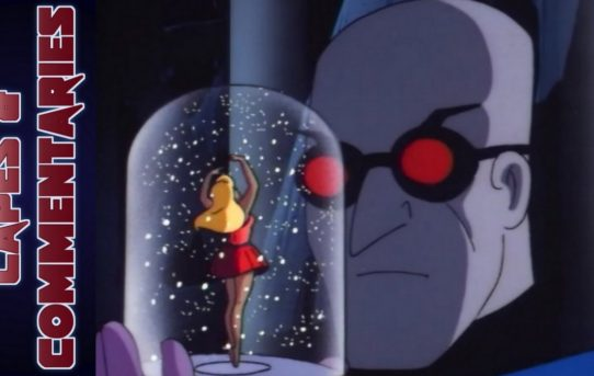 """Capes and Commentaries #1 - BTAS """"Heart of Ice"""""""