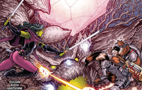 INFINITY COUNTDOWN #2 Preview