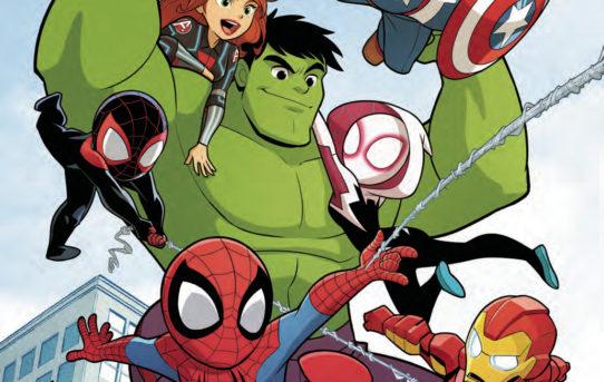 MARVEL SUPER HERO ADVENTURES SPIDER-MAN VIBRANIUM #1 Preview