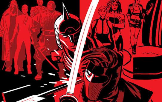 Valiant Preview: NINJA-K #6 – On Sale April 11th!