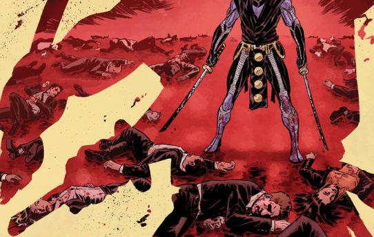 Valiant Preview: NINJAK VS. THE VALIANT UNIVERSE #4 – On Sale April 18th!
