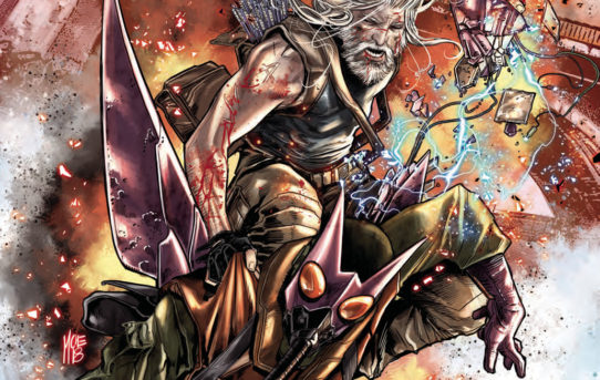 OLD MAN HAWKEYE #4 Preview