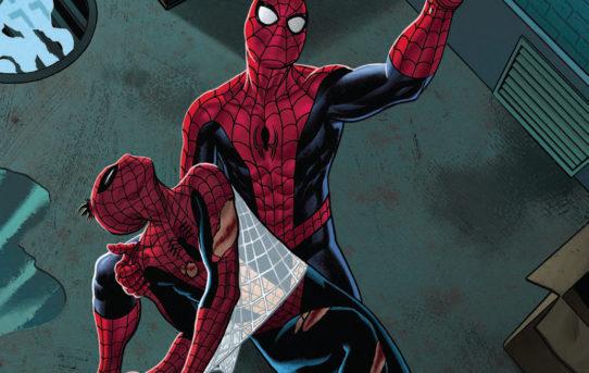 PETER PARKER SPECTACULAR SPIDER-MAN #303 Preview