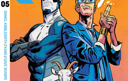 Valiant Preview: QUANTUM AND WOODY! #5 – On Sale April 18th!