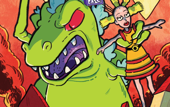 RUGRATS: R IS FOR REPTAR 2018 SPECIAL Preview