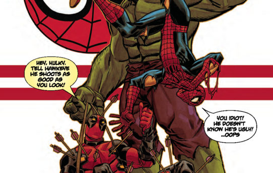 SPIDER-MAN DEADPOOL #31 Preview