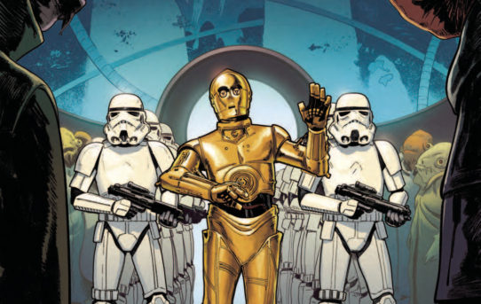 STAR WARS #46 Preview