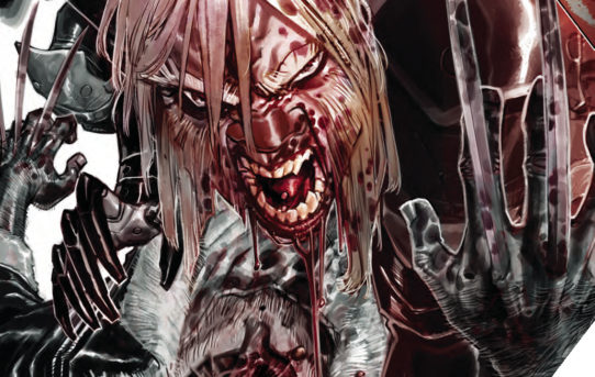 WEAPON X #16 Preview