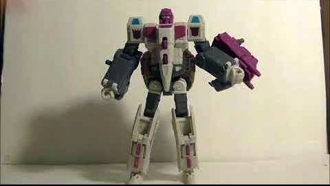 Formers Friday - Transformers: Generations Power of the Primes Voyager Terrorcon Hun-Gurrr