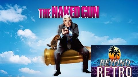 Beyond Retro Episode 29 - Naked Gun/Adv of Batman & Robin on Sega CD