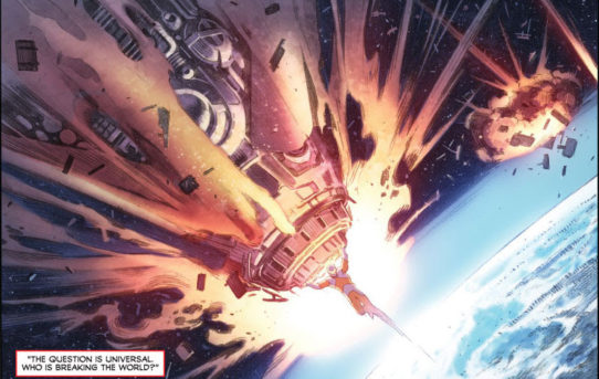 First Look: Matt Kindt & Tomás Giorello Fire the Opening Volley of HARBINGER WARS 2 #1 on May 30th!