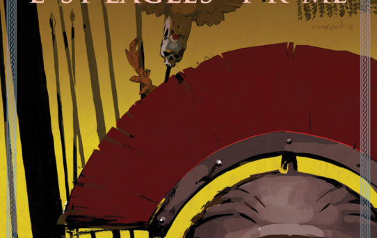 BRITANNIA: LOST EAGLES OF ROME Returns to the Ancient World with Peter Milligan & Robert Gill in July!