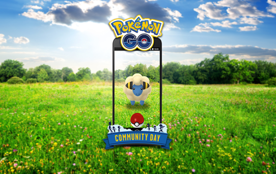GET AN AMPHAROS WITH DRAGON PULSE ON APRIL COMMUNITY DAY!