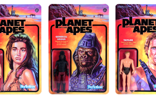 Super7 x Planet of the Apes