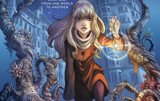 IDW EuroComics Proudly Announces First Volume in THE QUEST OF EWILAN Series