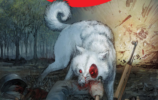 Valiant Previews: BLOODSHOT SALVATION #9 – On Sale May 16th!