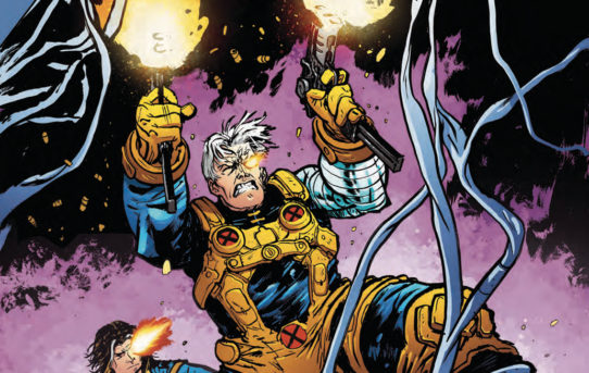 CABLE #157 Preview