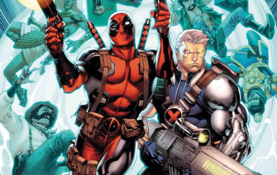 History's Favorite Duo is Back in CABLE AND DEADPOOL ANNUAL #1!