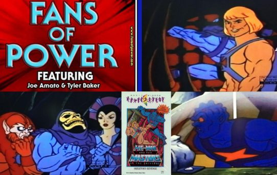 Fans of Power Episode 129 - Skeletor's Revenge, Top 5 Mini-Comics
