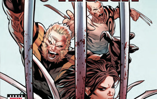 HUNT FOR WOLVERINE CLAWS OF KILLER #1 Preview